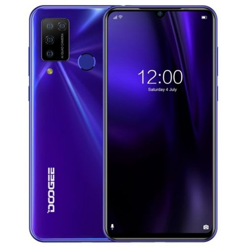 Doogee N20 Pro 6Gb/128Gb Синий (Streamer Purple)